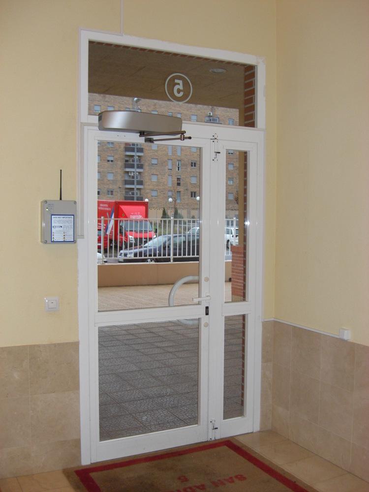 Puerta Peatonal San Adrian 5